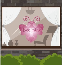 Saint Valentin - Mine d'abeille