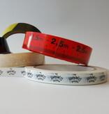 rubans en PVC imprimé 25 mm