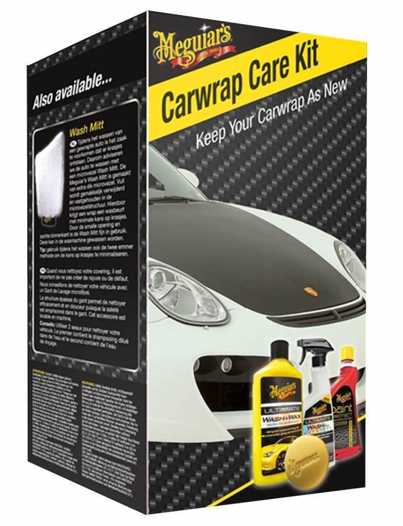 Carwrap care kit Meguiar's
