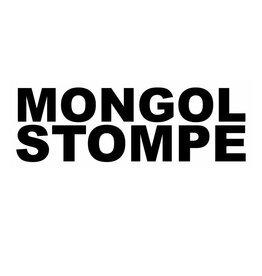 "Autocollant ""MONGOL STOMPE"""
