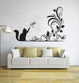 Wall Sticker magique Cat