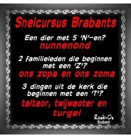 Snelcursus Brabants