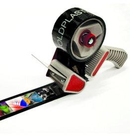 bandes PVC imprimées de couleur 50 mm